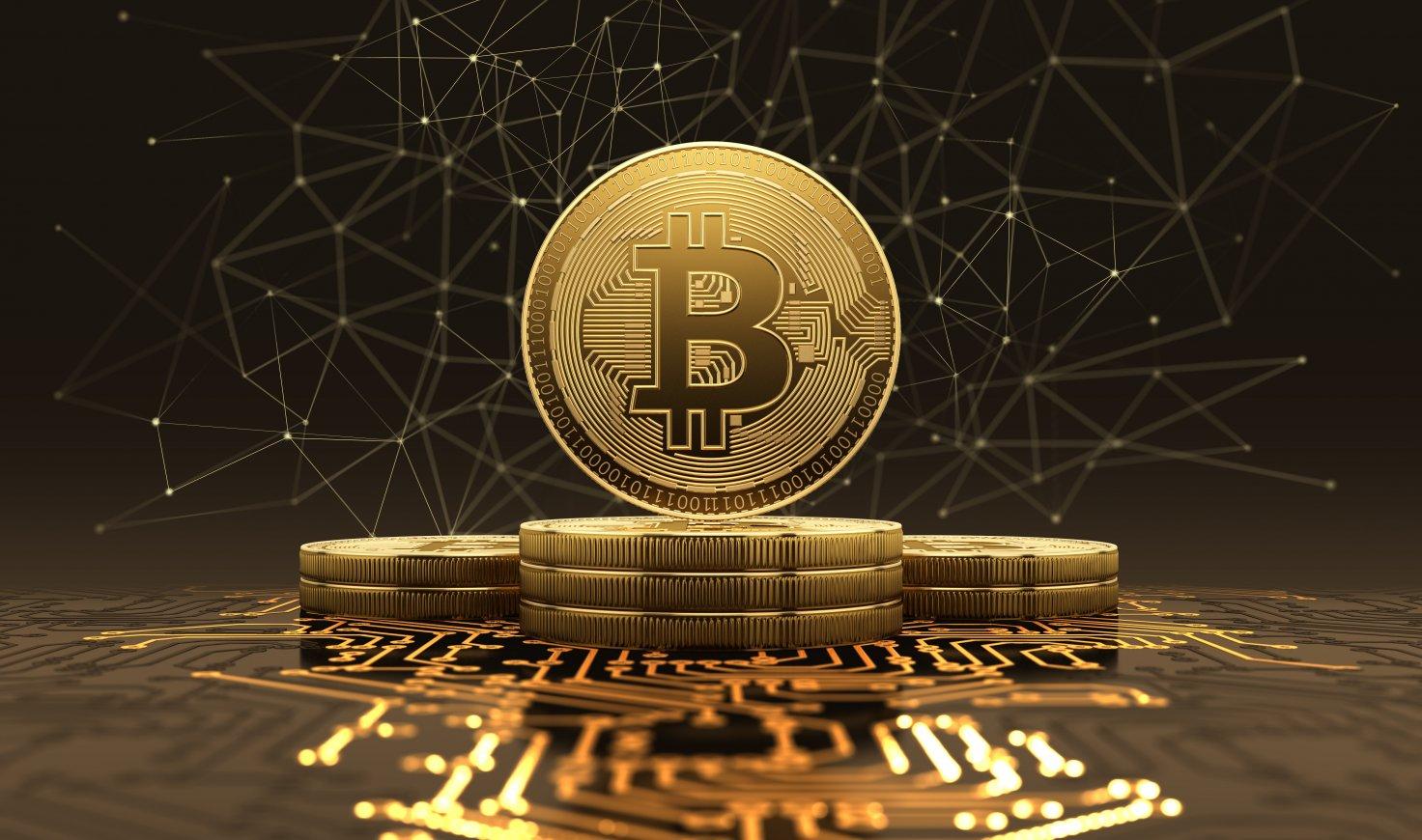 Bitcoin Blockchain Backing