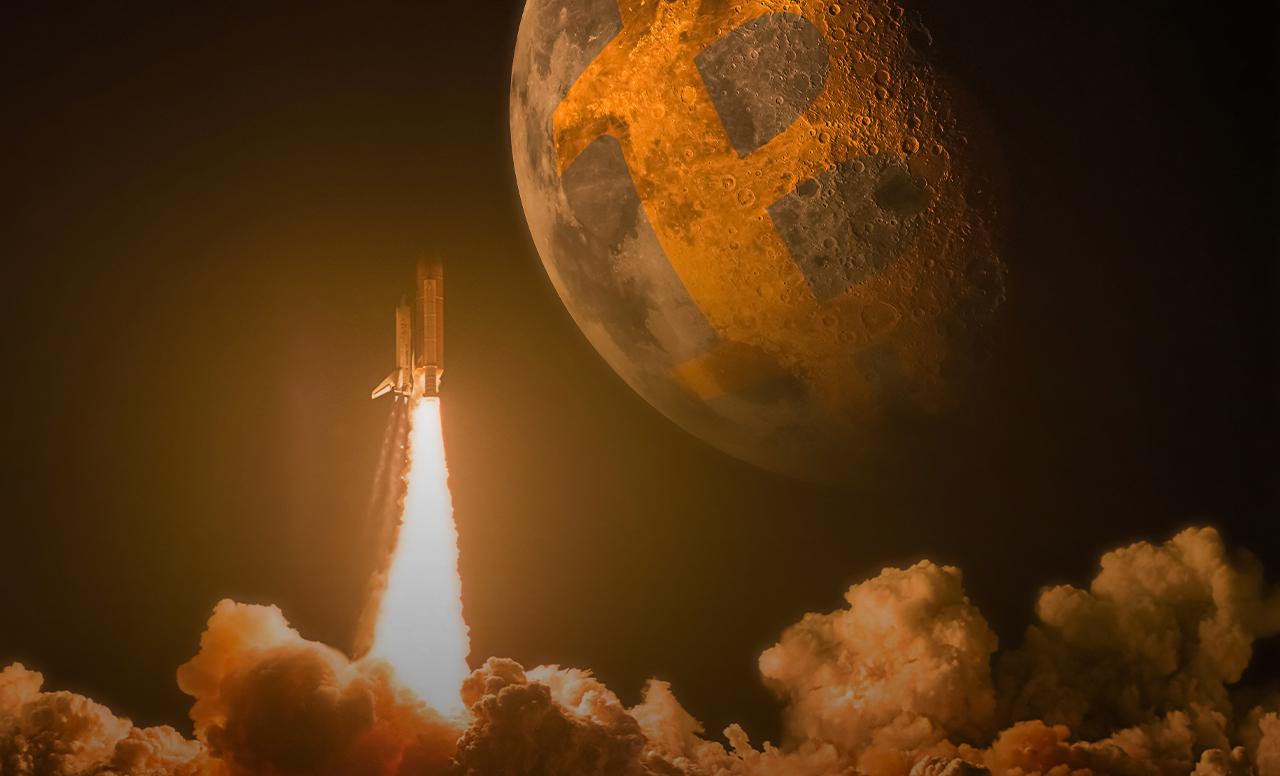 $BTC Bitcoin to the moon