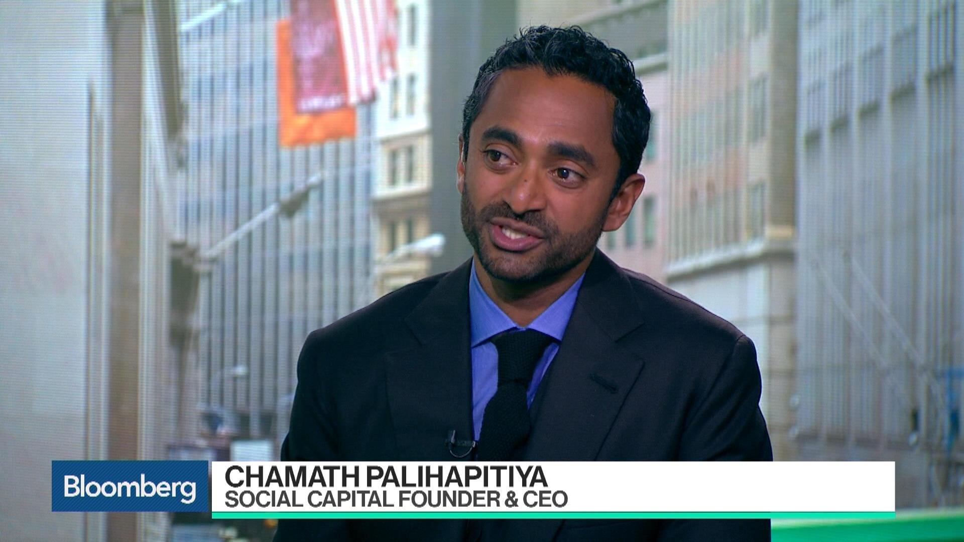 Chamath Palihapitiya - @chamath (Twitter)