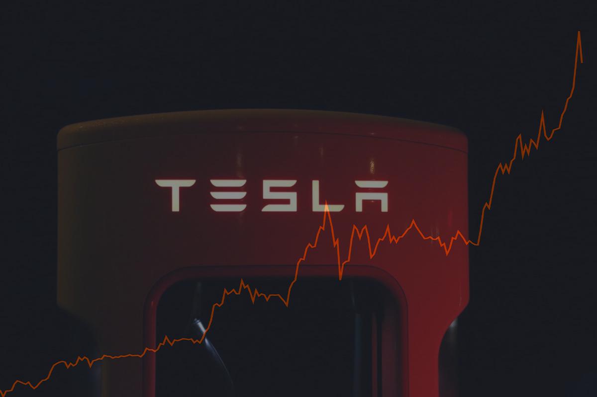 Tesla ends streak 20200112