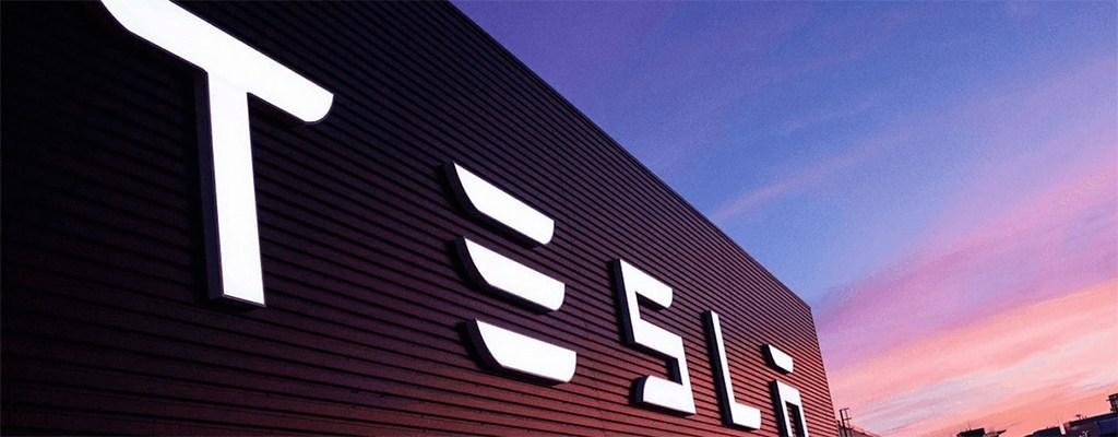 Tesla stock $TSLA building