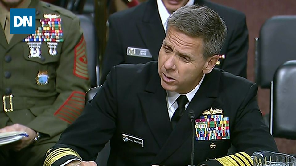 US Admiral Philip Davidson